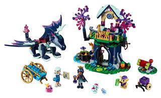 LEGO 41187 - LEGO Elves - Rosalyn gyógyító búvóhelye