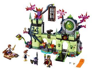 LEGO 41188 - LEGO Elves - Kitörés a Manókirály erődjéből