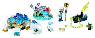 LEGO 41191 - LEGO Elves - Naida és a teknős támadása