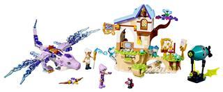 LEGO 41193 - LEGO Elves - Aira és a szélsárkány dala