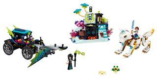 LEGO 41195 - LEGO Elves - Emily és Noctura végső leszámolása