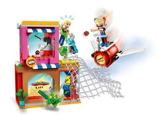 LEGO 41231 - LEGO DC Super Hero Girls - Harley Quinn™ a megmentő