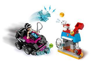 LEGO 41233 - LEGO DC Super Hero Girls - Lashina™ harckocsija