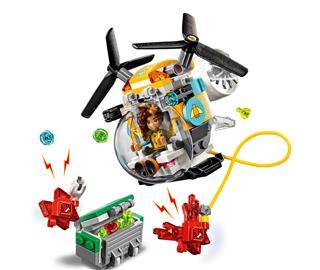 LEGO 41234 - LEGO DC Super Hero Girls - Bumblebee™ helik...
