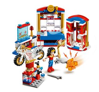 LEGO 41235 - LEGO DC Super Hero Girls - Wonder Woman™ hálószobája