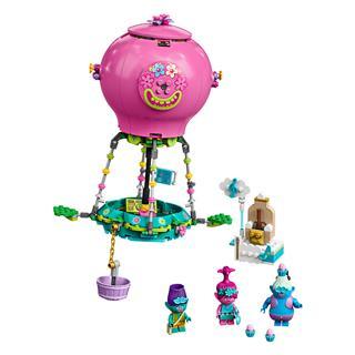LEGO 41252 - LEGO Trolls - Pipacs hőlégballonos kalandja