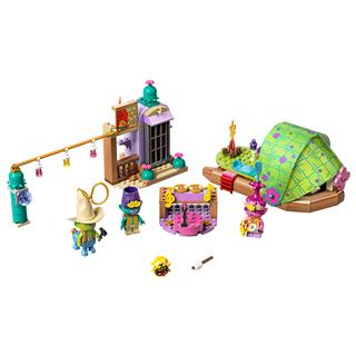 LEGO 41253 - LEGO Trolls - Tutajos kaland Magányos lapályon