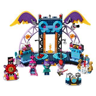 LEGO 41254 - LEGO Trolls - Vulkán Rock City koncert