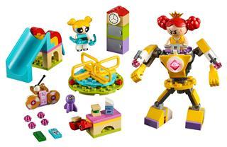LEGO 41287 - LEGO Power Puff Girls - Puszedli játszótéri kihívása