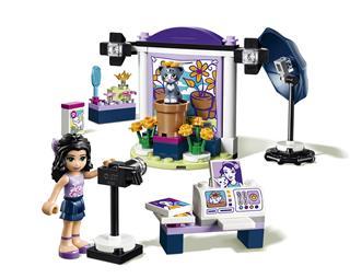 LEGO 41305 - LEGO Friends - Emma fotóstúdiója