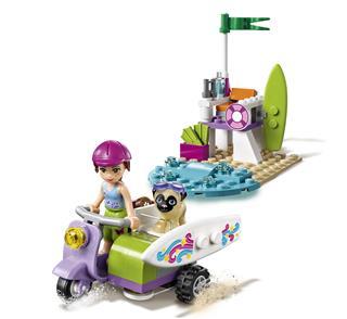 LEGO 41306 - LEGO Friends - Mia tengerparti robogója
