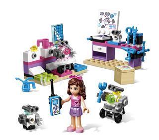 LEGO 41307 - LEGO Friends - Olivia kreatív laborja