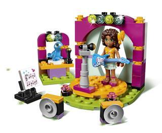 LEGO 41309 - LEGO Friends - Andrea zenés duója