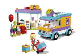 LEGO 41310 - LEGO Friends - Heartlake ajándékküldő szolgálat