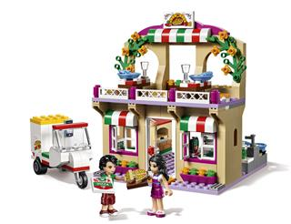 LEGO 41311 - LEGO Friends - Heartlake Pizzéria