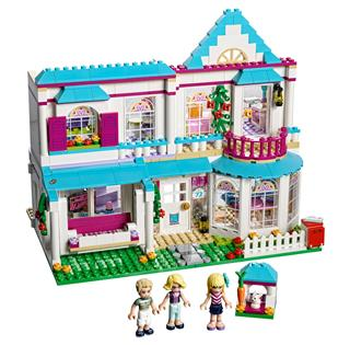LEGO 41314 - LEGO Friends - Stephanie háza