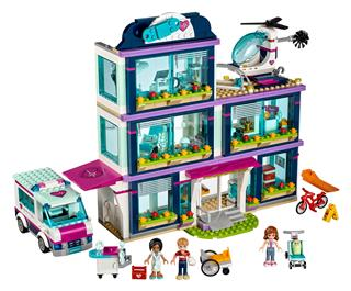 LEGO 41318 - LEGO Friends - Heartlake kórház