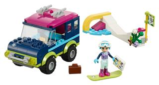 LEGO 41321 - LEGO Friends - Havas üdülőhely terepjáróval