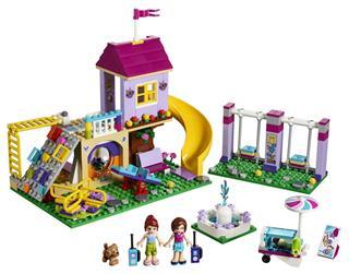 LEGO 41325 - LEGO Friends - Heartlake City játszótér