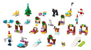 LEGO 41326 - LEGO Friends - Adventi naptár (2017)