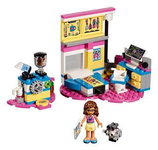 LEGO 41329 - LEGO Friends - Olivia luxus hálószobája