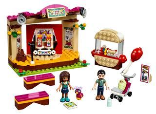 LEGO 41334 - LEGO Friends - Andrea előadása a parkban