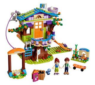 LEGO 41335 - LEGO Friends - Mia lombháza