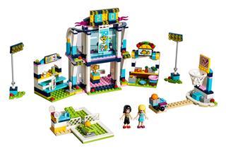 LEGO 41338 - LEGO Friends - Stephanie sportközpontja
