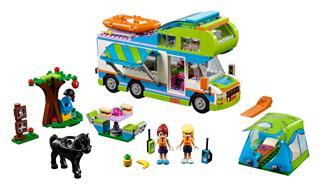 LEGO 41339 - LEGO Friends - Mia lakókocsija