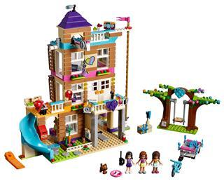 LEGO 41340 - LEGO Friends - Barátság ház