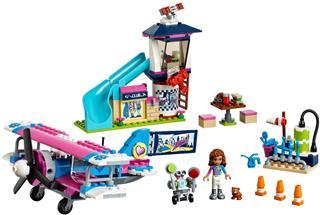 LEGO 41343 - LEGO Friends - Repülés Heartlake City felett