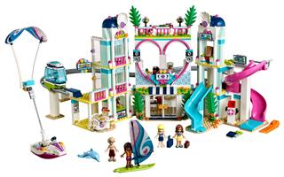 LEGO 41347 - LEGO Friends - Heartlake City üdülő