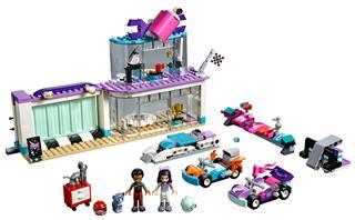 LEGO 41351 - LEGO Friends - Autókozmetika