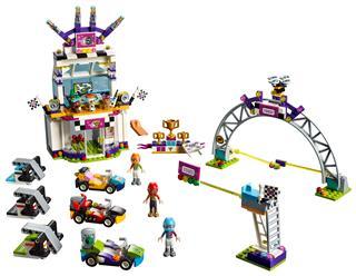 LEGO 41352 - LEGO Friends - A nagy verseny