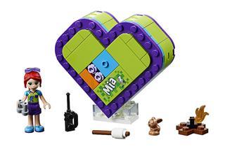 LEGO 41358 - LEGO Friends - Mia szív alakú doboza