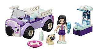 LEGO 41360 - LEGO Friends - Emma mozgó kisállat kórháza