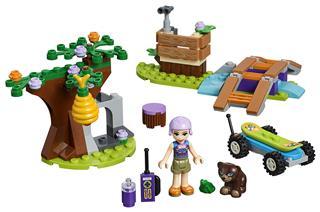 LEGO 41363 - LEGO Friends - Mia erdei kalandja