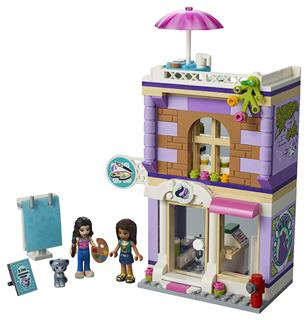 LEGO 41365 - LEGO Friends - Emma műterme
