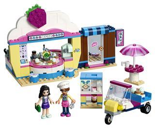 LEGO 41366 - LEGO Friends - Olivia cukrászdája