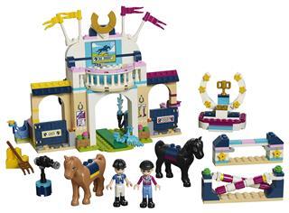 LEGO 41367 - LEGO Friends - Stephanie díjugrató pályája