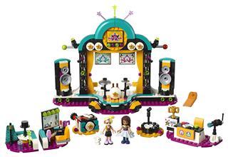LEGO 41368 - LEGO Friends - Andrea tehetségkutató showja
