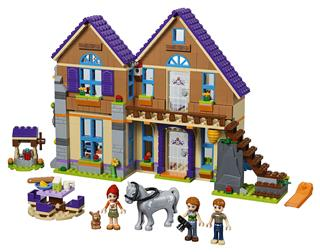 LEGO 41369 - LEGO Friends - Mia háza