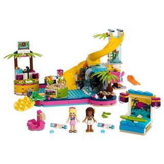 LEGO 41374 - LEGO Friends - Andrea medencés partija