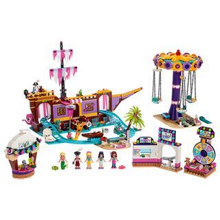 LEGO 41375 - LEGO Friends - Tengerparti Vidámpark