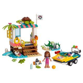 LEGO 41376 - LEGO Friends - Teknős mentő akció
