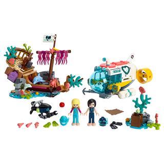 LEGO 41378 - LEGO Friends - Delfin mentő akció