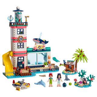 LEGO 41380 - LEGO Friends - Világítótorony mentőközpont