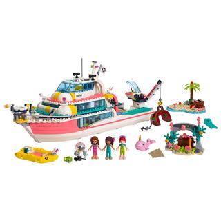 LEGO 41381 - LEGO Friends - Mentőhajó
