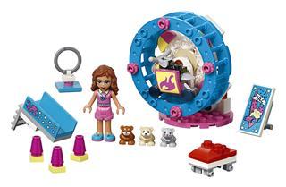 LEGO 41383 - LEGO Friends - Olivia hörcsögjátszótere