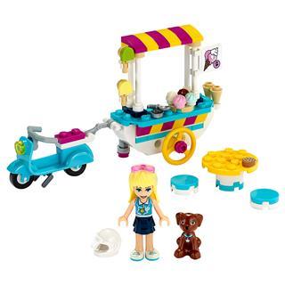LEGO 41389 - LEGO Friends - Fagyis tricikli